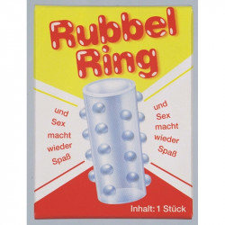 avec picots RILACO Rubbel-Ring transparent