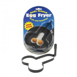 Willie Egg Fryer (Penis-Backform)