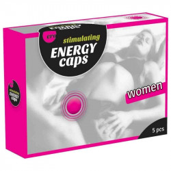 ERO by HOT Women Energy Caps 5er