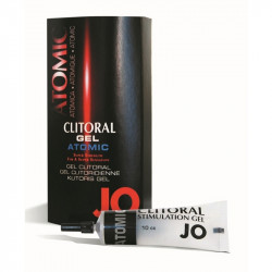 SYSTEM JO Clitoral Atomic Gel 10ml