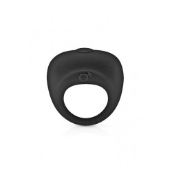 GLAMY Vibrating cockring Black