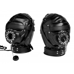 STRICT Sensory Deprivation Hood