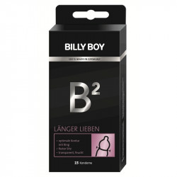 BILLY BOY B² Kontur mit Ring 15 St. SB-Pack.
