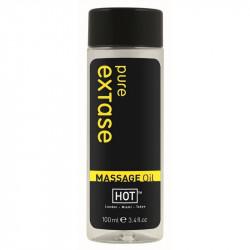HOT Massageöl - Extase 100ml