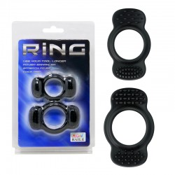 Ring 2 tailles