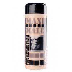 Maxi male - Cosmétique érotique crème de massage pour pénis.