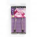 SPARTACUS Pinces à tétons avec chaines