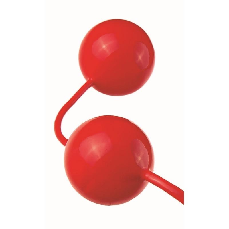 FANTASY Pleasure boules de geisha plaisir rouge