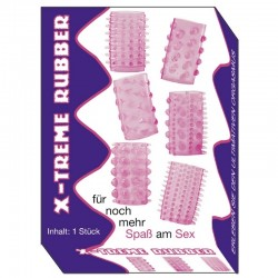 X-Treme Rubber rose