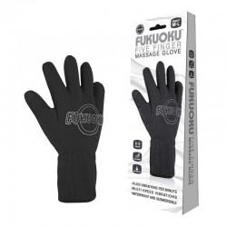 Gant de massage FUKUOKU Glove noir M - L