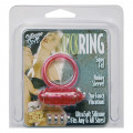 SEVEN CREATIONS Soft Cockring silicone Rose