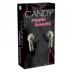 Edible Candy Nipple Tassels 60g