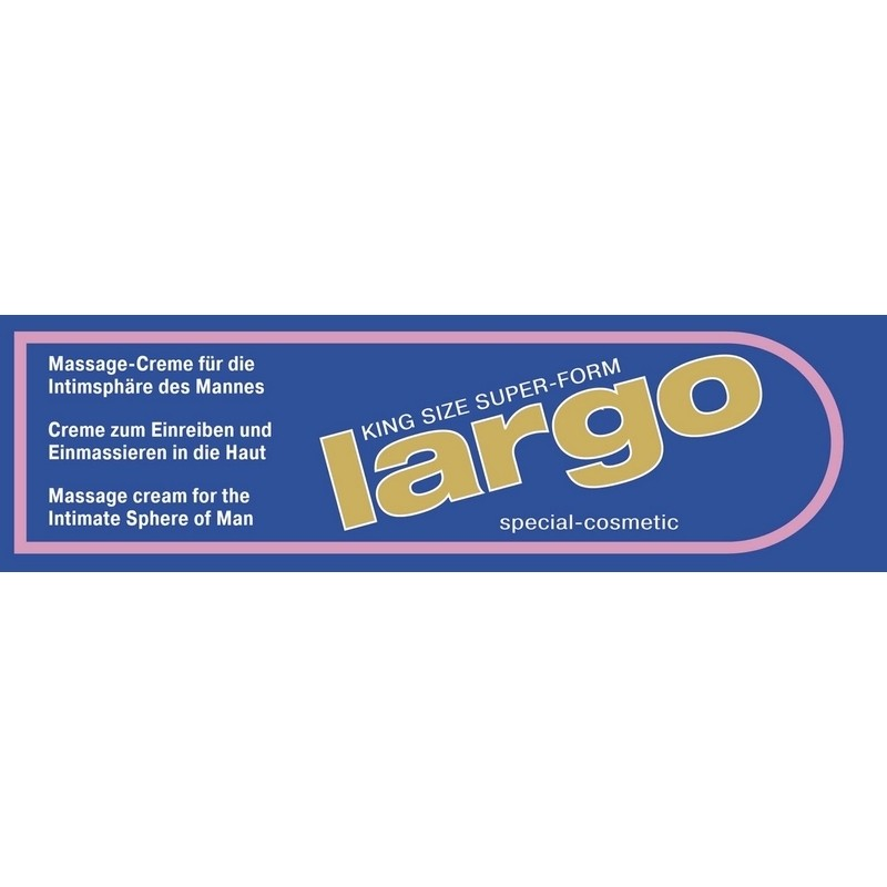 Massage-Creme Largo 40ml