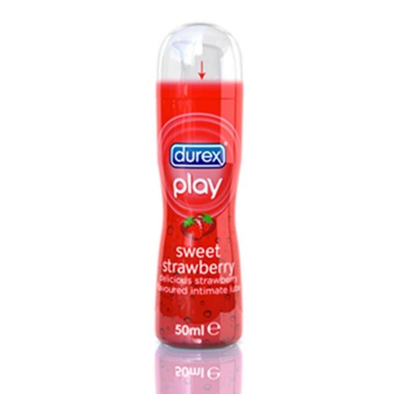 DUREX play Gleitgel Strawberry 50ml