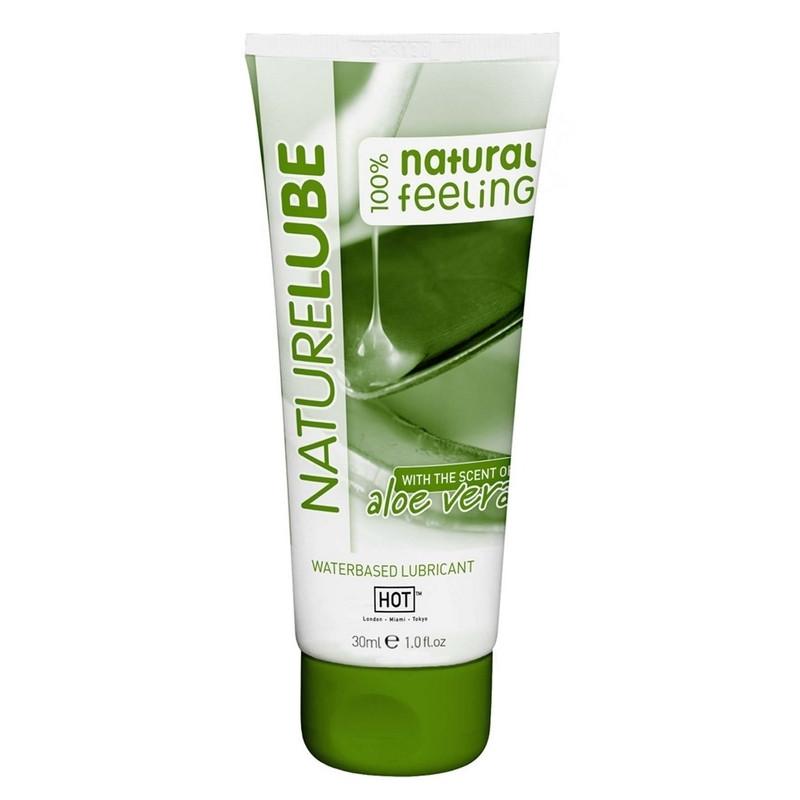 HOT Nature Lube Waterbased Aloe Vera 30ml