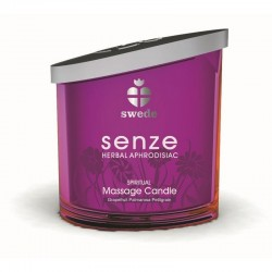 SENZE Massage Candle Spiritual 150ml