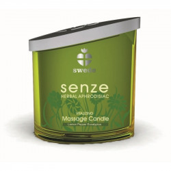 SENZE Massage Candle Vitalizing 150ml