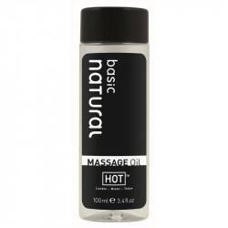 HOT Massageöl - Natural 100ml