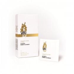 YESforLOV Toilette intime au miel 10 Monodoses