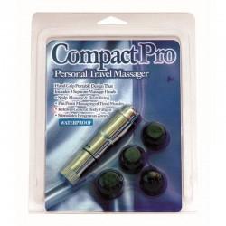 Compact Pro Massager chromé