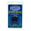 TITANMEN Cock Ring extensible noir