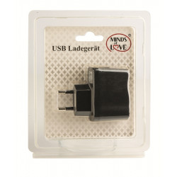 MINDS OF LOVE USB Ladegerät