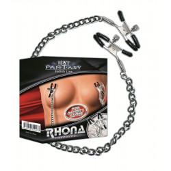 HOT FANTASY Rhona - Nipple clamps