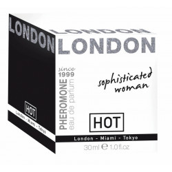 HOT Pheromon-Parfum London sophisticated woman 30ml