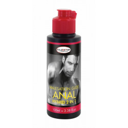 MALESATION Anal Hybrid Lubricant (water based) 100ml