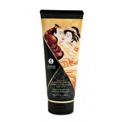 SHUNGA Crème de massage délectable douceur d'amande 200mL