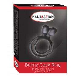 MALESATION Bunny Cock Ring (Ø 2,00 cm & 3,20 cm)