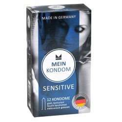 MEIN KONDOM Sensitive 12 St.