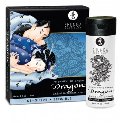 SHUNGA Crème du dragon Sensitive 60ml