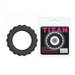 Titan-pink cockring