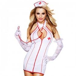 FANCY Costume infirmière blouse