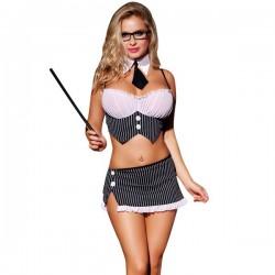 FANCY Costume secrétaire avec jupe