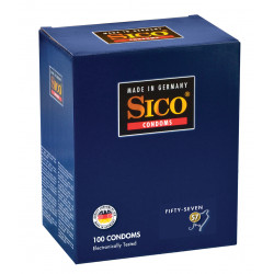 SICO 57 préservatifs par 100