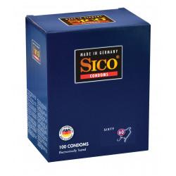 SICO 60 préservatifs par 100