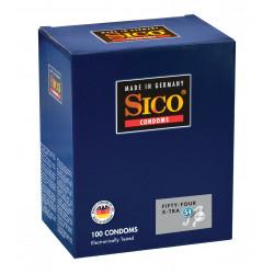 SICO Xtra 54 préservatifs par 100