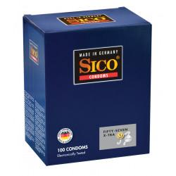 SICO Xtra 57 préservatifs par 100
