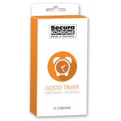 SECURA Good Timer préservatifs par 12