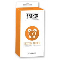 SECURA Good Timer préservatifs par 24