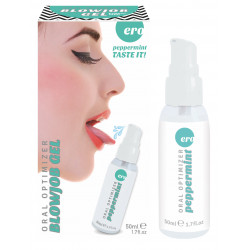 ERO by HOT Oral Optimizer Blowjob Gel Menthe poivrée 50ml