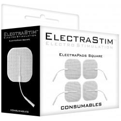 ElectraStim 4 Electrodes auto-adhésifs 5x5 cm