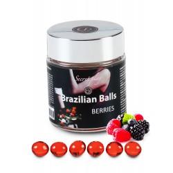 SECRET PLAY Brazilian Balls Fruit des bois par 6