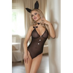 FANCY Costume de lapine coquine