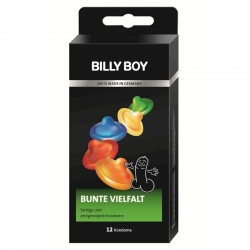 BILLY BOY Sortiment 12 St. SB-Pack