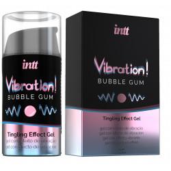 INTT Liquid Vibration Bubble Gum 15ml