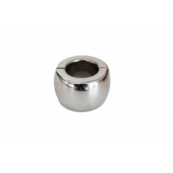 METT Donut magnetique epaisseur 40mm inox diametre interne 35mm