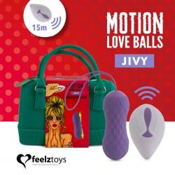 FEELZTOYS Motion Love Balls Jivy